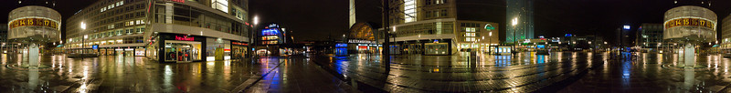 Alexanderplatz at night (ver. 2)