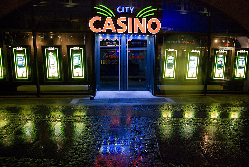 Casino at Alexanderplatz