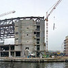 "Remains of the ""Palast der Republik"" (Palace of the Republic) November 2007"
