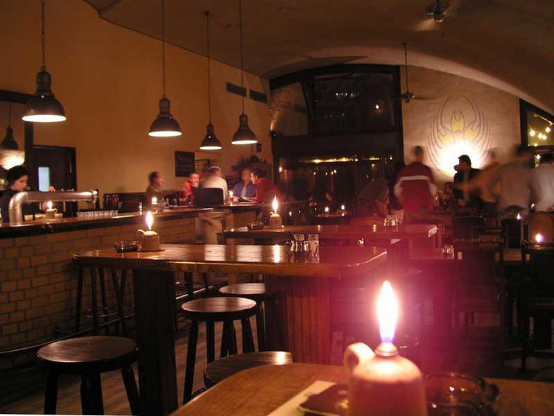 Berlin pub