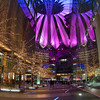 Sony Center at night I