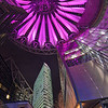 Sony Center at night III, Berlin
