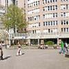 Bertha von Suttner-Platz - partial