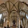 Erfurt Cathedral (Mariendom) - inside