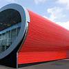 Red building - Hannover fair