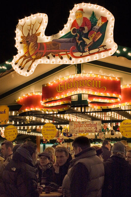 Christmas Markets and decorations in Krefeld