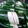 """Empty wine bottles """"Assmannshuser Hllenberg"""""""