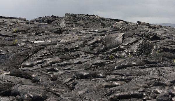 Lava Rock Closeup