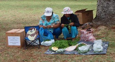 Local Vendors at Saturday Market