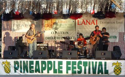 Kanikapila at the Pineapple Festival