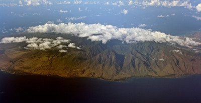 Island's West Landscape