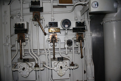 Interior Electric Panel