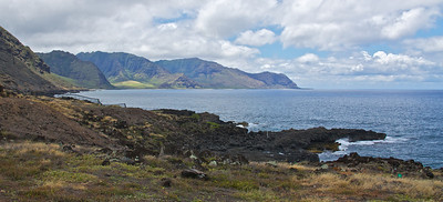 Makaha Coast and Makua Kea'au Forest Reserve