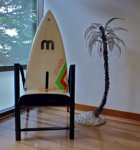 Kiteboard Chair