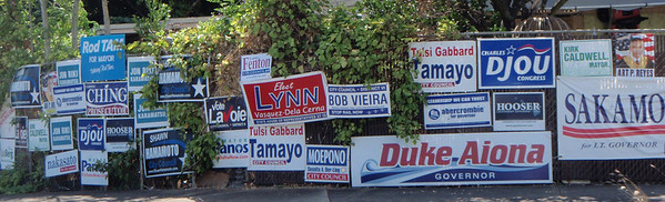 Election Signs