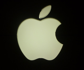 Famous Apple Logo