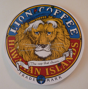 Lion Coffee Logo