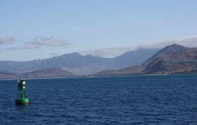 Wai'anae Mountain Range