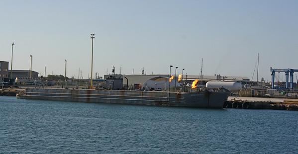 Kala'eloa Cargo Yard