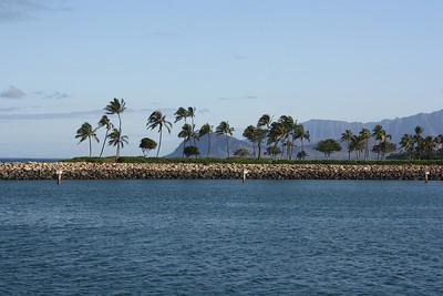 View of Ko Olina Marina