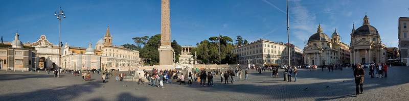 Rome - Piazza del Popolo