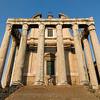 Temple of Antoninus and Faustina at the Forum Romanum