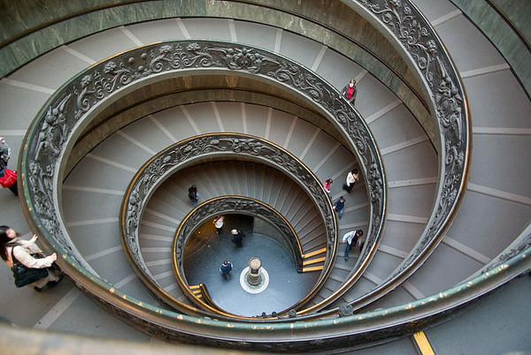 Rome - Vatican's museums