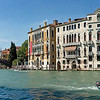 Canal Grande from Campo San Vio