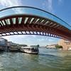 Closer View of Ponte della Costituzione