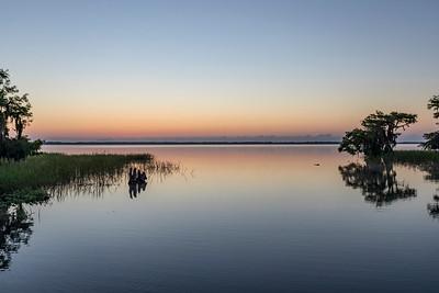 Blue Cypress Lake, Central Florida