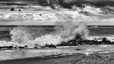 Blowing Rocks 2016 BW