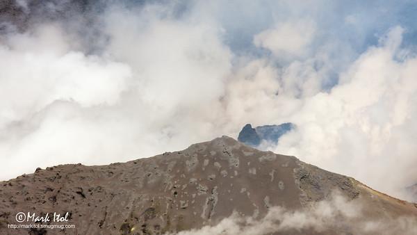 Mt. Aso Crater (Nakadake)