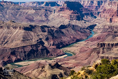 """Grand Canyon """"zoomed in"""""""