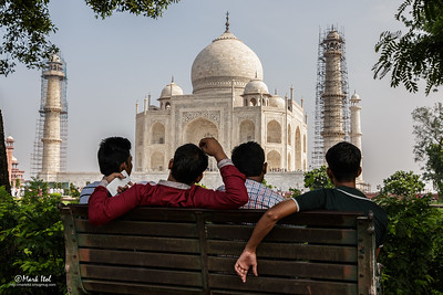 Taj Mahal & Agra Fort (Jul 2016)
