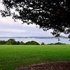 A view from Michael Josph Savage Memorial Park looking northwest towards Torpedo Bay.