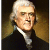 """Thomas Jefferson.  <br /> <br /> He gave the following order to Captain Lewis.  """"The object of your mission is to explore the Missouri river, and such principal stream of it, as, by it's course and communication with the waters of the Pacific ocean...may offer the most direct and practicable water communication across this continent for the purposes of commerce.""""  <br /> <br /> Jefferson told the leadership of other countries that the purpose of the trip was for scientific purposes."""