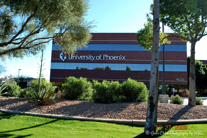 University of Phoenix (main campus)<br /> Phoenix, AZ