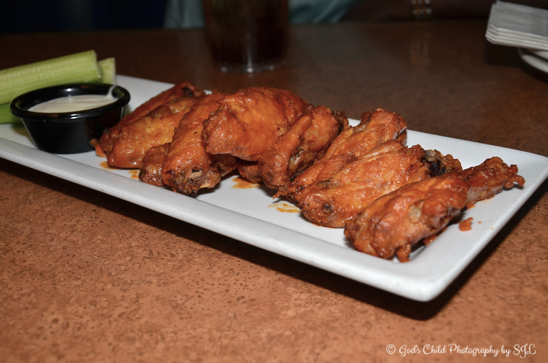 HOT WINGS - My Appetizer2  TGI Friday's  Happy Valley, AZ