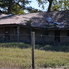 "October 5, 2015<br /> <br /> I am told that this is the former residence of Carrie Lillie Vaughn - beside  the ""Cotton Seed Storage House"" in the next photo<br /> <br /> Stein Road<br /> Chatham, MS"
