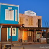 "Cowboy shows are held here (area 1 of 3)<br /> <br /> ""RAWHIDE WESTERN TOWN AND STEAKHOUSE""<br />  Chandler, AZ"