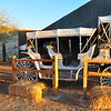 "Electric Chair and Stage Coach <br /> <br /> ""RAWHIDE WESTERN TOWN AND STEAKHOUSE""<br />  Chandler, AZ"