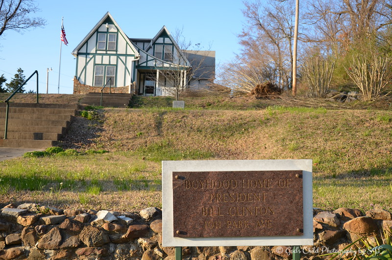 """March 2018<br /> <br /> FIRST BOYHOOD HOME OF PRESIDENT BILL CLINTON<br /> <br /> Beautiful Scenery and Fantastic Mountain Views<br /> <br /> Hot Springs is the city of water, foliage, and flowers. Sheltered in the majestic Ouachita Mountains, Hot Springs has views to rival any in the nation. With its overabundance of charm and natural beauty, Hot Springs is a sight to see.<br /> <br /> ~ Reprinted text from Hot Springs, Arkansas's official website here:<br /> <br />  <a href=""""http://www.hotsprings.org"""">http://www.hotsprings.org</a><br /> <br /> Photos taken with a Nikon DSLR using an 18mm to 105mm VR II lens<br /> <br /> Hot Springs, AR<br /> <br /> My Homepage:  <a href=""""http://www.GodsChild.SmugMug.com"""">http://www.GodsChild.SmugMug.com</a>"""