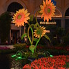 """Summer Garden Party"" Theme <br /> <br /> The tallest sunflower is 14 feet tall.<br />  <br /> BELLAGIO<br />  Conservatory and Botanical Gardens<br />  Las Vegas, NV"