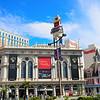 VENETIAN, MADAME TUSSAUDS, HARRAH'S, & CASINO ROYALE<br /> Las Vegas Blvd.<br /> Las Vegas, N