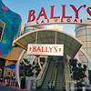 "June 2017<br /> <br /> ""Bally's Las Vegas (formerly MGM Grand Hotel and Casino) is a hotel and casino on the Las Vegas Strip in Paradise, Nevada. It is owned and operated by Caesars Entertainment Corporation. The hotel features 2,814 extra-sized guestrooms that are 450 sq ft (42 m2) or larger and over 175,000 sq ft (16,300 m2) of banquet and meeting space. The casino occupies 66,187 sq ft (6,149.0 m2). About 75% of the rooms are in the Indigo Tower, and were renovated in 2004. The remaining rooms are located in the Jubilee Tower, constructed in 1981.""<br /> <br /> ""The resort has a large shopping area a floor below its gaming level, including several restaurants, and there is a station along the Las Vegas Monorail at the rear of the property. Bally's was home for the long-running production show Jubilee! which opened in 1981 and ended on February 11, 2016.""<br /> <br /> ""On November 21, 1980, the hotel, then operating as the MGM Grand, was the site of one of the worst high-rise fires in United States history, in which 85 people died.[1]""<br /> <br /> ~ Reprinted text from Wikipedia<br /> <br /> ""BALLY'S LAS VEGAS HOTEL & CASINO"" - 2017<br /> 3645 Las Vegas Boulevard South<br /> Las Vegas, NV 89109<br /> Tel: (877) 603-4390<br /> Official Website: <a href=""https://www.caesars.com/ballys-las-vegas"">https://www.caesars.com/ballys-las-vegas</a><br /> <br /> My Homepage:  <a href=""http://www.GodsChild.SmugMug.com"">http://www.GodsChild.SmugMug.com</a>"