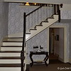 """""""FOYER"""" at Rowan Oak<br />  Old Taylor Road<br />  Oxford, MS<br /> <br />  Official website is here: <a href=""""http://www.rowanoak.com"""">http://www.rowanoak.com</a><br />  <br /> Home to William Faulkner and his family for over 40 years, Rowan Oak was originally built in 1844, and stands on over 29 acres of land just south of the Square in Oxford, MS. <br /> <br /> """"Rowan Oak is a Historic Home located on Old Taylor Road, Oxford, Mississippi. The previous address of the house was 719 Garfield roads, in the 1980's the street names were changed. Rowan Oak is also known as William Faulkner House as it was the former home of William Faulkner. The house was built in the 1840's and purchased by Faulkner in the 1930's and completed the majority of renovations himself. He furnished the house antiques and created an office where he kept his writing tools.""""<br /> <br />  """"The house is a large two story white frame home on land that is a large 29 acres of wooded land known as Bailey's Woods, and the house occupies only four landscaped acres. The house received more renovations in the 1950's. The house is known for its famous features which is the outline of Faulkner's Pulitzer Prize winning novel A Fable.""""<br /> <br />  """"The grounds and surrounding woods contain hundreds of native Mississippi plants; the driveway is lined with an alley of cedars which was common practice in the 1800's. Rowan Oak is a mythical tree which Faulkner used as inspiration for the multi layered time from Rowan Oak where the past and future seem to inhabit the presents. The studs of the house are hand-hewn square cypress.""""<br /> <br />  """"The house was sold to the University of Mississippi in 1972 by William Faulkner's daughter, Jill Faulkner Summers. The home is used by the University to promote Faulkner's literary heritage and in 1968 was declared a National Historic Landmark. The house received some slight renovations that were funded by oxford resident John Grisham and was rededicated in May 2005."""" <"""