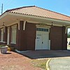 September 3, 2016<br /> <br /> THE SIKESTON DEPOT, a train depot designed by E. M. Tucker, was built by the St. Louis, Iron Mountain & Southern Railway in 1917, but was acquired by the Missouri Pacific Railroad shortly after.[27] It is in the National Register of Historical Places. It is now used as a cultural center and museum and is home to art and history exhibits. The Depot's Art Gallery features displays by artists in a variety of mediums. The Depot Museum exhibits the history of Sikeston and Southeast Missouri through permanent and rotating displays.