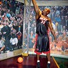 """June 9, 2006<br /> <br /> """"SHAQUILLE O'NEAL""""<br /> <br /> Madame Tussauds Interactive Wax Museum<br />  Las Vegas, NV"""