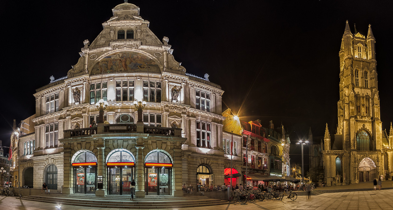 Ghent theater