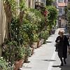Side street, Rethymno